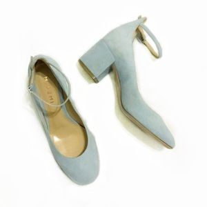 M. Gemi | The Cadenza Blue Mary Jane Pump | 7